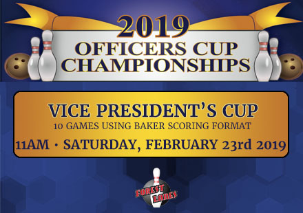 Vice President's Cup banner