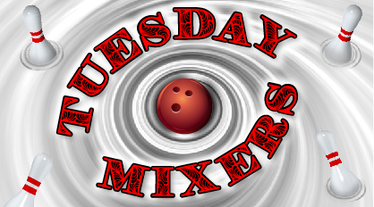 Tuesday Mixers logo