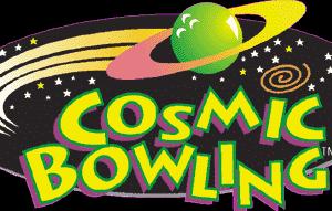 Cosmic Bowling logo