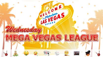 Mega Vegas Wednesday